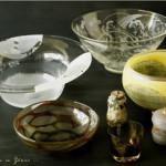 吉村桂子のガラス作品