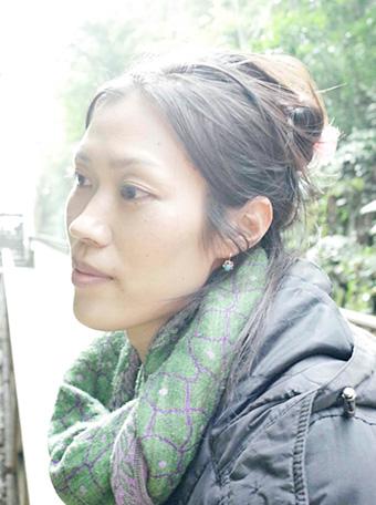 ガラス作家・吉村桂子